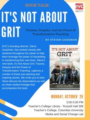 EVC Book Talk